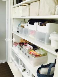 ◆家族みんなが使いやすい収納って大切 - ココちよいくらし