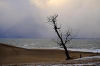 雪の砂丘Ⅱ - アオイソラ