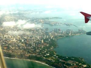 セネガル到着 - アフリカに「思いやり」