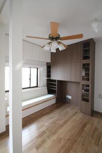 作り付けのソファー - 暮らしをデザイン