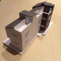 プレゼン模型 - 暮らしをデザイン