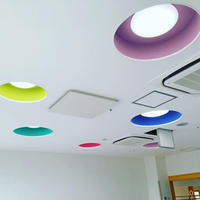 託児所の天井 - 暮らしをデザイン