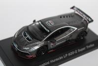 1/64 Kyosho Lamborghini Asterion&Huracán Huracán LP 620-2 Super Trofeo - 1/87 SCHUCO & 1/64 KYOSHO ミニカーコレクション byまさーる