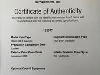 PORSCHE 356-B Super 90 RESTORE / 6003 Aetna Blue  エトナブルー - toy's