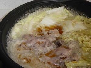 ピェンロー鍋 - 食いしん坊イノキチとカイトの日記