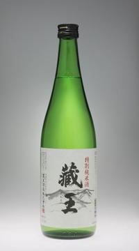 蔵王 特別純米酒[蔵王酒造] - 一路一会のぶらり、地酒日記