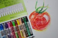 明日の子供アート教室の準備中 - miwa-watercolor-garden