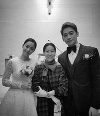 Rain & キムテヒ Wedding Ceremony - Rain ピ 韓国★ミーハー★Diary
