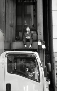 東京スナップ #230 - 心のカメラ / more tomorrow than today ...