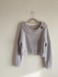 今度はセーターをリフォームしたった。 - 新生・gogoワテは行く!