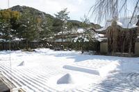 雪・京都・高台寺の庭 - 浜千鳥写真館