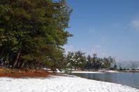 [撮影] また雪景色 - ( … > Z_ ̄∂