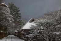 雪景色を撮る4 - 田舎暮らしの写真家KENZO