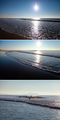 2017/01/21(SAT) 日差しが暖かく感じる朝です。 - SURF RESEARCH