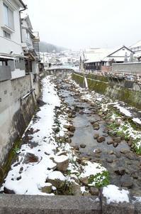 2017,1,15 広島 雪景色その4 - 死すべきキモオタ~或いは怠惰な脂肪の塊~