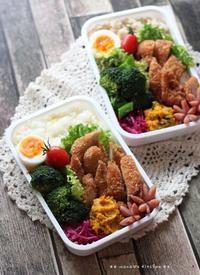 2017書初め ✿ ささみフライ弁当♪ - **  mana's Kitchen **
