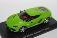 1/64 Kyosho Lamborghini Asterion&Huracán Online Ver. Asterion LPI 910-4 - 1/87 SCHUCO & 1/64 KYOSHO ミニカーコレクション byまさーる