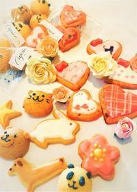 クッキーにお絵かき教室 - Caprice