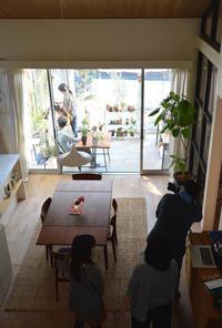 「温室のある家」緑区A邸 取材+撮影 - kukka kukka