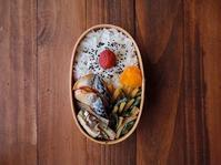1/23(月)塩鯖弁当 - おひとりさまの食卓plus