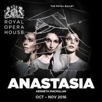 英国ロイヤル・オペラ・ハウス シネマシーズン アナスタシア - Chez-Nami