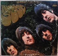 The Beatles その2      Rubber Soul - アナログレコード巡礼の旅~The Road & The Sky