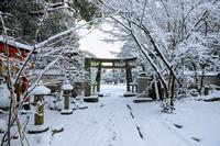 宗像神社/拾翠亭の雪景色(京都御所)(写真部門) - 花景色-K.W.C. PhotoBlog