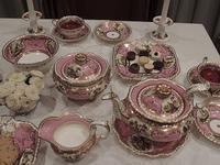 美術館クラスのティーセットでお茶を - BEETON's Teapotのお茶会
