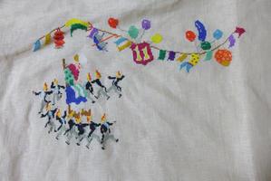 Mies Bloch Carnaval 05 - Point de X のこと