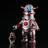 Salamander D5 (red) by Paul Kaiju x Jeff Lamm - 下呂温泉 留之助商店 入荷新着情報