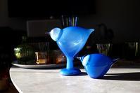 iittala Birds by Toikka -Blue stint - buckの気ままなblog。