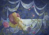 眠り姫☆カラーで描いてみました - ギャラリー I