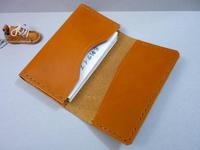 久しぶりに・・制作・・名刺入れ - 手縫い革小物 paddy の作品箱
