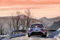 WRCモンテカルロ - やもりのカート三昧