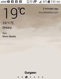 俺の部屋より外の方が暖かい冬 - インド現地採用 生活費記録