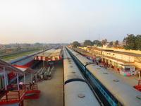 最終的には22時間40分遅れで到着。バラナシ~ビハールの片田舎列車の旅 - インド現地採用 生活費記録