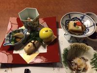 黒川温泉にて③夕食@山みず木 - 小さなバラの庭と手作りせっけんのなちゅらるらいふ