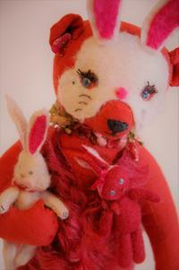 「Bonpoint×maricoron×Aobaちゃん」&「かわいいもの展」♡ - テディべア作家、時々、パリの街角動物研究の覚書