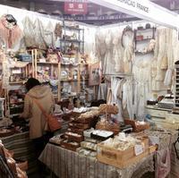 東京国際キルトフェスティバル出店中@東京ドーム - BLEU CURACAO FRANCE