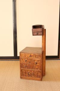 古道具~お裁縫箱を入れ替えました - キラキラのある日々