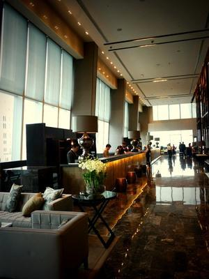 「山里」@ザ・オークラ・バンコクでちょっと贅沢新年会 - 明日はハレルヤ in Bangkok