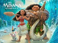 ディズニー最新映画『モアナと伝説の海』で感慨 - 昔の映画を見ています