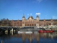 オランダ観光@アムステルダム - からっ風にのって♪
