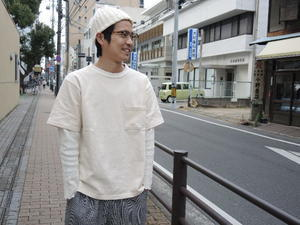 VOO TRICKY LAYERED NATURAL - forty fiveオーナーの日記