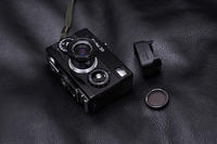 甘く切ないローライ35 - BobのCamera