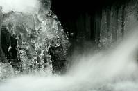 竜門峡の氷柱-5 - 自然と仲良くなれたらいいな2