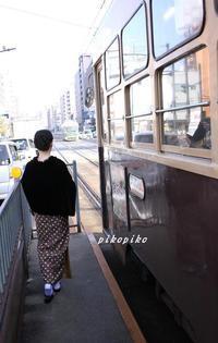 写真遊び 着物遊び 広島散策 その 3  (写真部門) - 今が一番