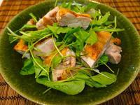 パリパリチキンとしらす丼 - sobu 2