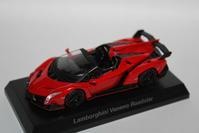 1/64 Kyosho Lamborghini Special Vol.1 Veneno Roadster - 1/87 SCHUCO & 1/64 KYOSHO ミニカーコレクション byまさーる