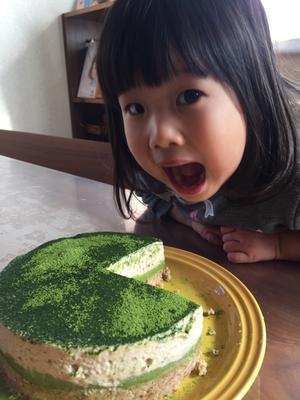 ロー抹茶ティラミス - kazumusee カズミュッゼ